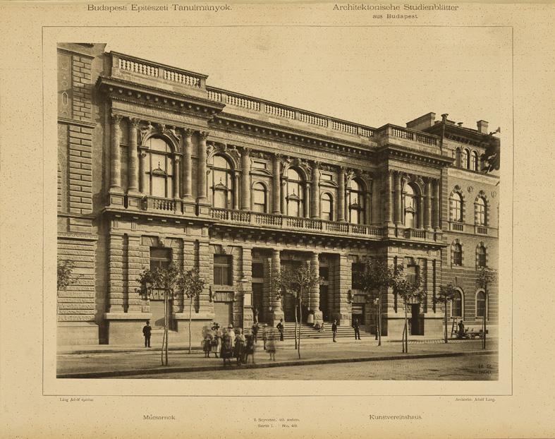 Budapesti Építészeti Tanulmányok