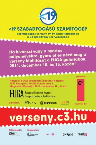 C3 plakát