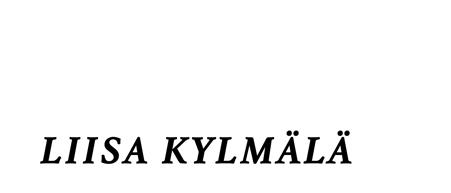 Microsoft Word - LIISA KYLMÄLÄ.docx