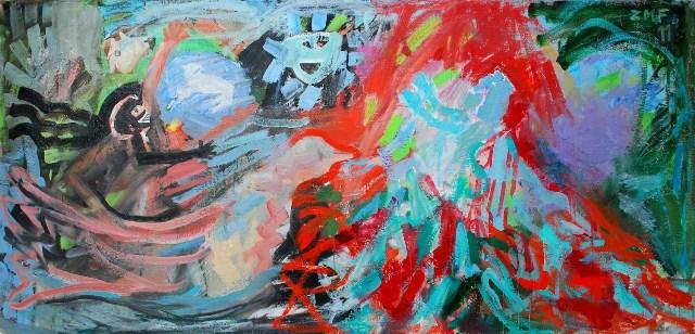 Keresztelu0151 Szent János a pusztában