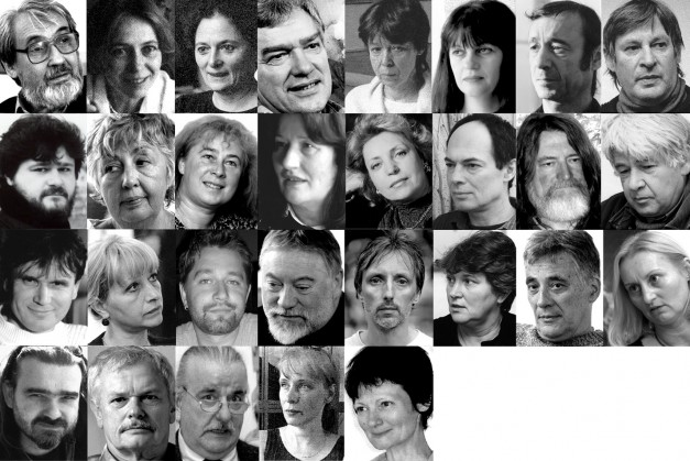 Folyamat portrék 2009