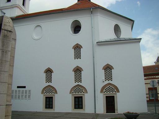 oszmán építészet