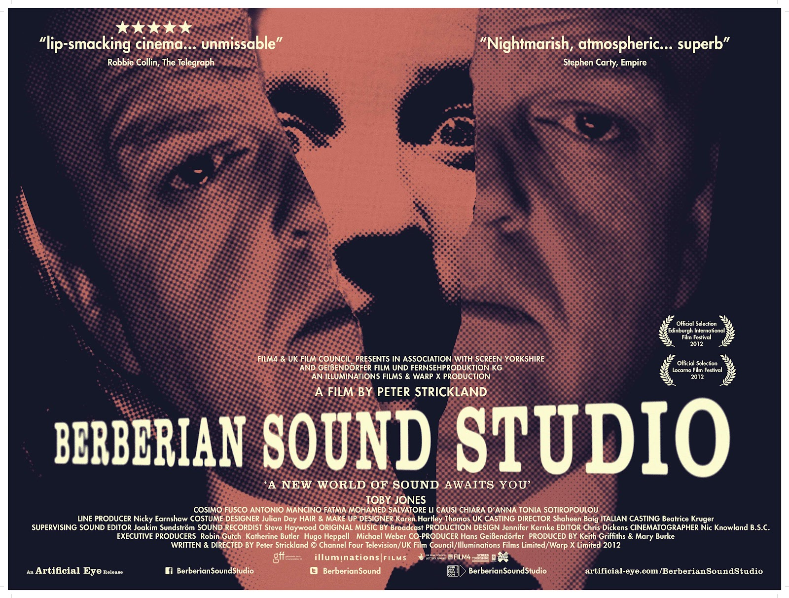 Berberian Sound Studio-post
