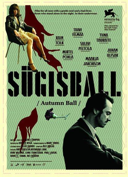 sügisball plakát