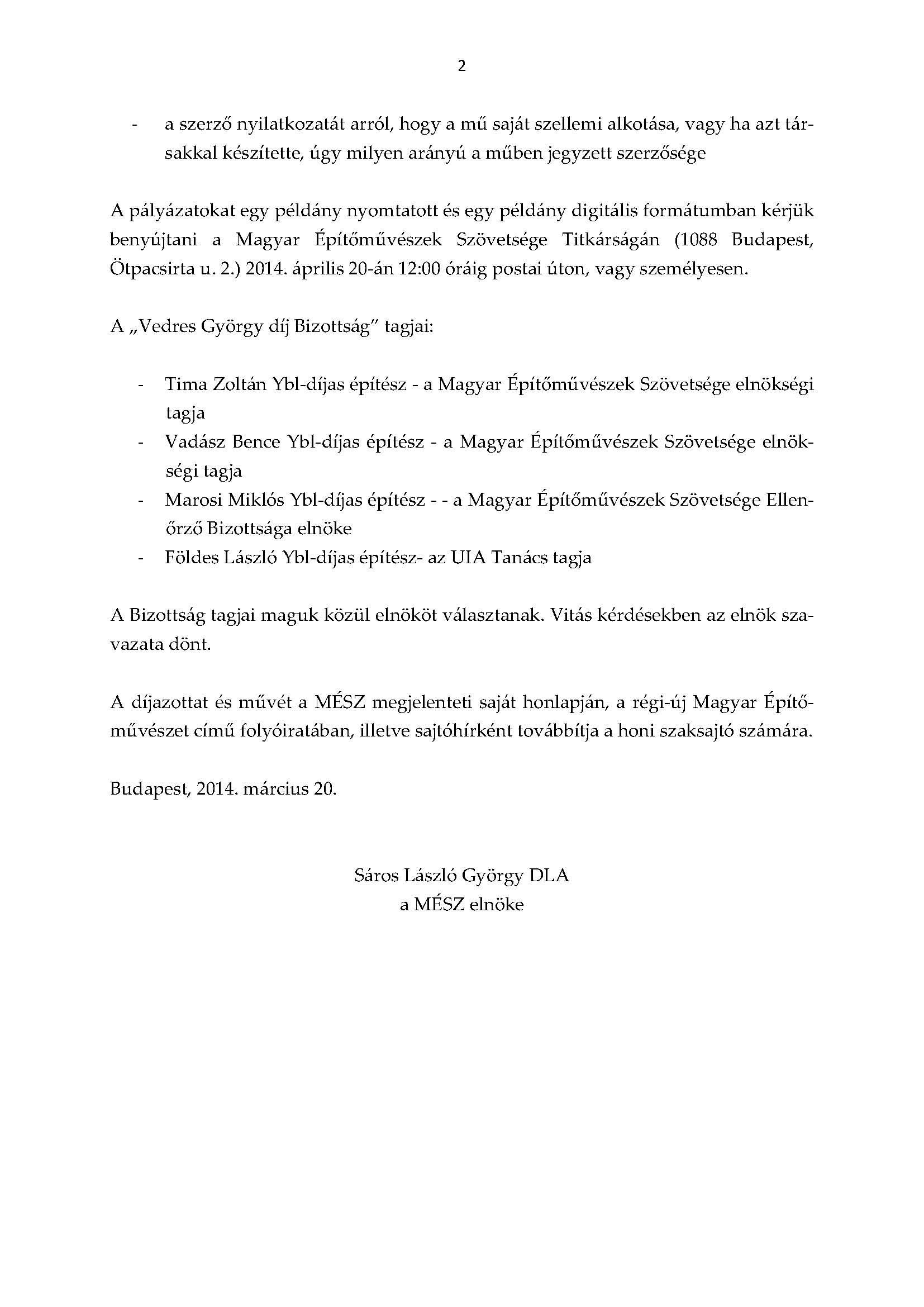 Vedres György díj_PÁLYÁZATI FELHÍVÁS_2014_mod1_Page_2