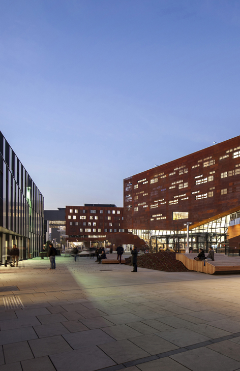 bécsi campus kép