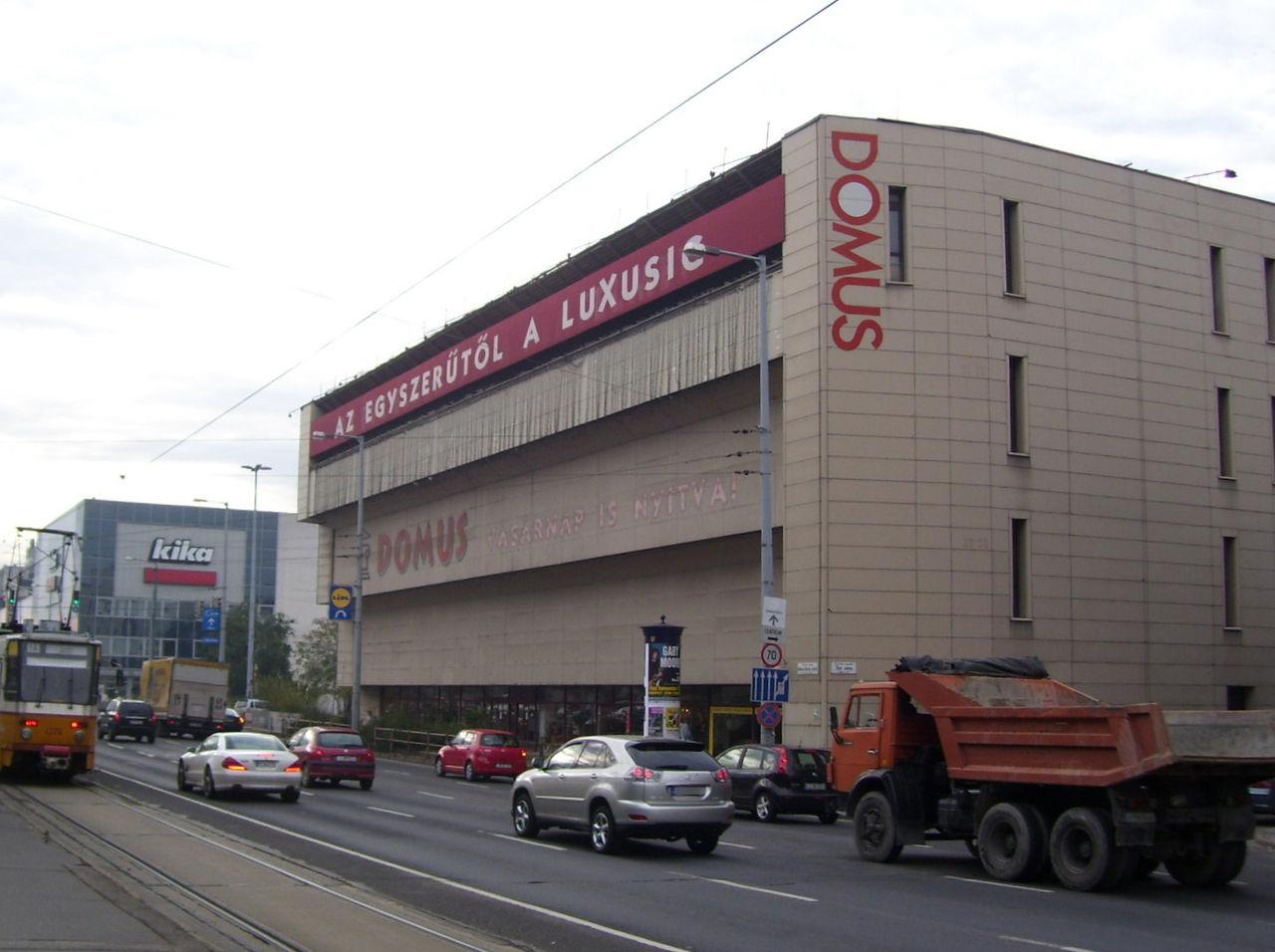 DOMUS_áruház