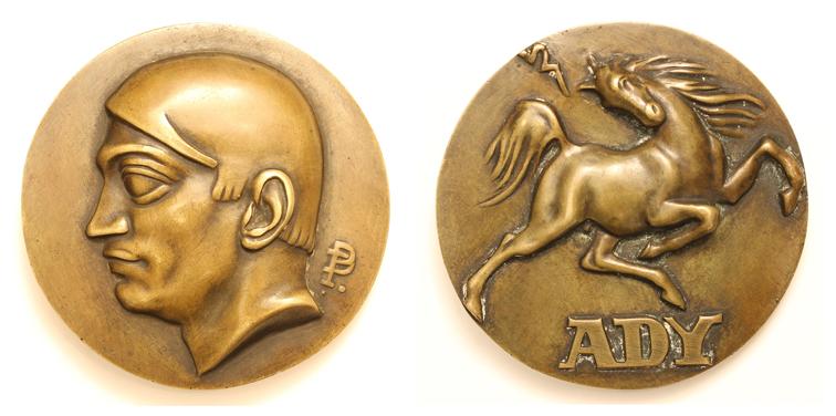 Pátzay Pál -Ady Endre