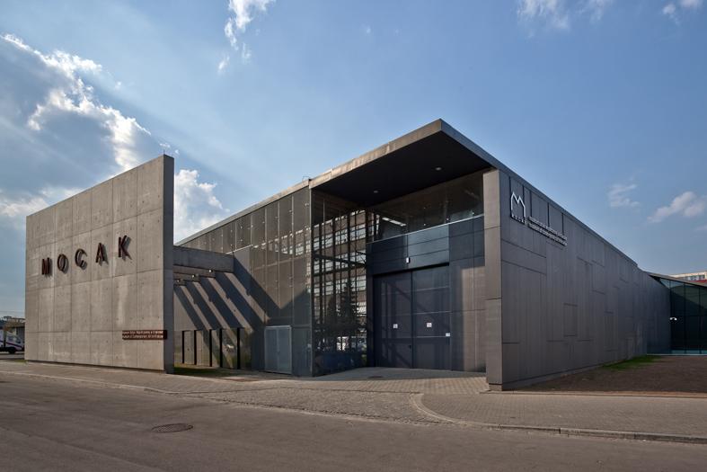 MOCAK - Muzeum Sztuki Wspóu0142czesnej w Krakowie