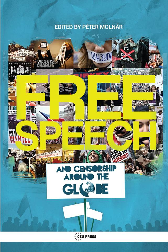 free speech book front cover