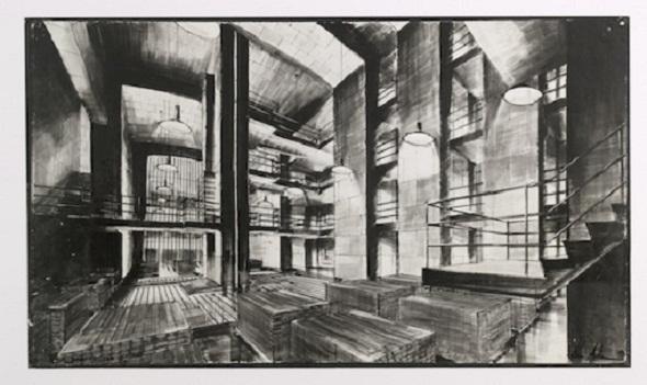 ken-adam-fort-knox-design-goldfinger-1964-david-giammarcoeon