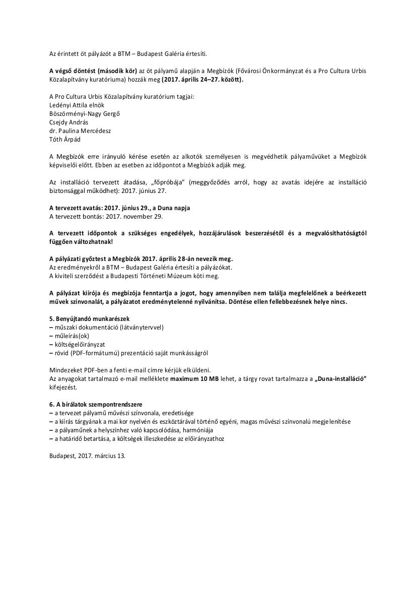 Duna-installáció - köztéri képzőművészeti pályázati kiírás 20170310_4