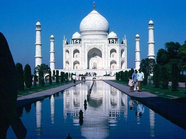 II-07 Taj Mahal
