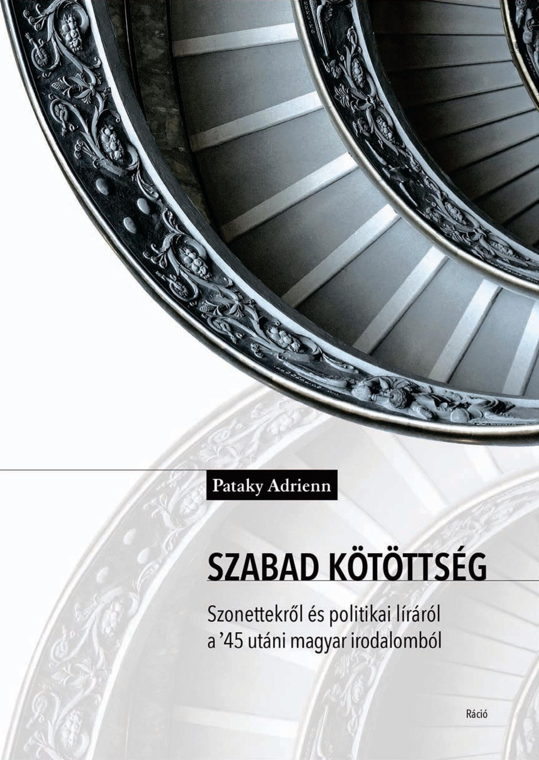 PatakyA_Szabad_k_elso borito